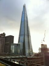 Shard Has Tenants for 30% of Offices as London Rentals Rise