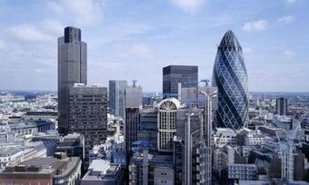 London office rents set to reach historic high by 2018 as economic outlook improves