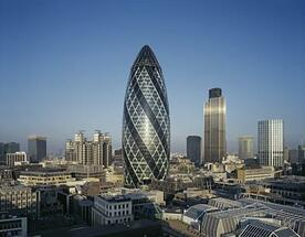 £3bn Gherkin owner bought