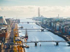 Dublin's prime office rents up 10 percent in first three months of 2014