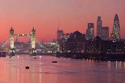 Demand for London Office Space Up 16 Percent in 2014