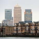 Average property prices in London's Canary Wharf soar due to high demand