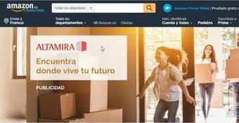 Spanish developer sells houses on Amazon
