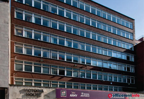 Offices to let in Victoria House