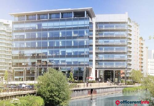 Offices to let in No 1 Whitehall Riverside