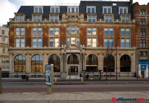 Offices to let in 186 City Road