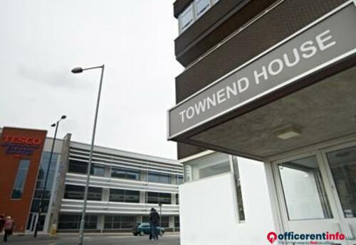 Offices to let in Townsend house