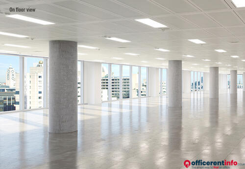 Offices to let in 240 Blackfriars