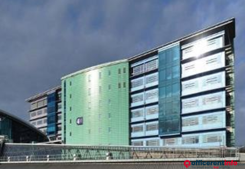 Offices to let in 4m, Manchester Airport